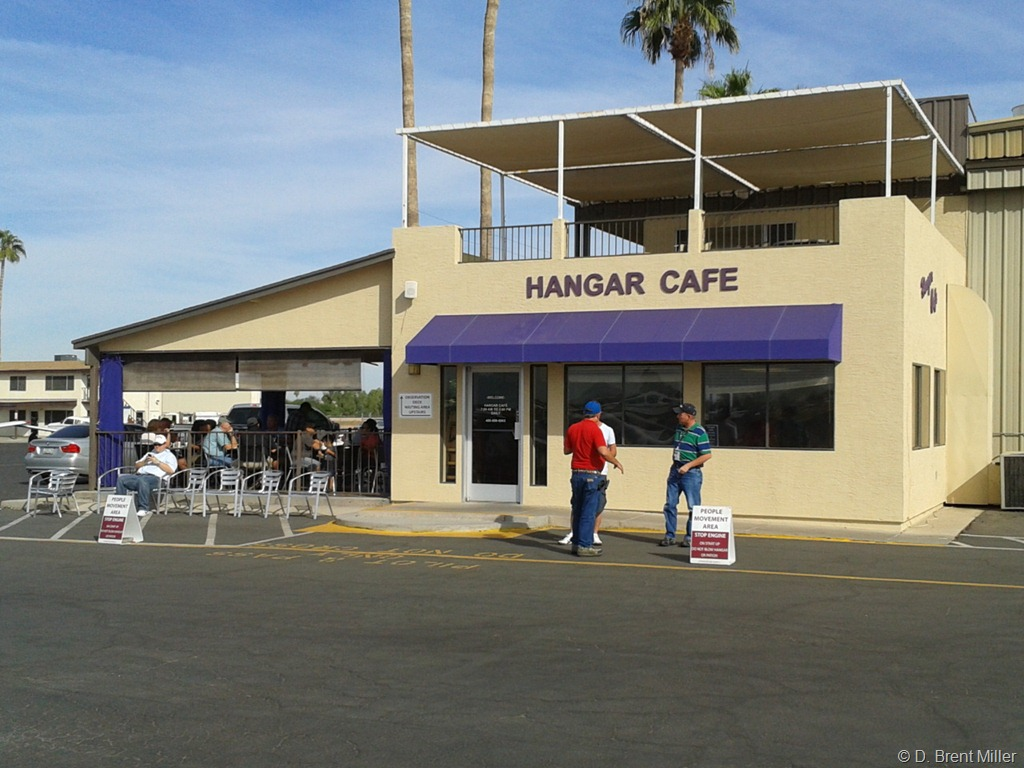 Chandler Airport Cafe Hours