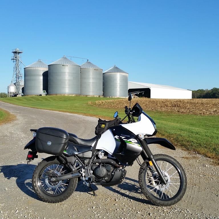 2014 Klr 650 New Edition Page 23 Adventure Rider
